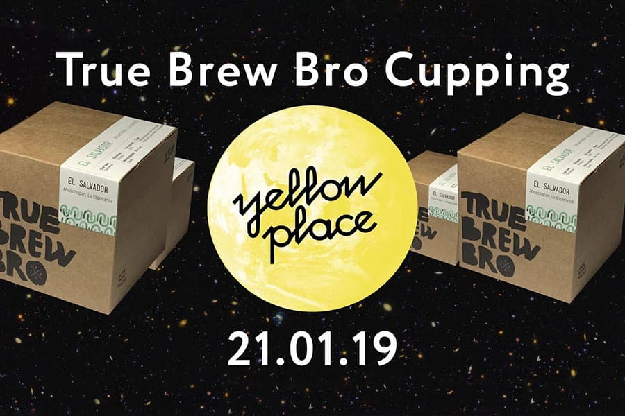 True Brew Bro Cupping