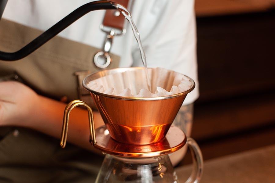 Кав'ярню Eight Coffee Bar відкрили у Дніпрі
